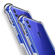 Coque Ultra Slim Silicone Souple Transparente pour Huawei Honor Note 10 Clair