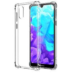 Coque Ultra Slim Silicone Souple Transparente pour Huawei Honor Play 8 Clair