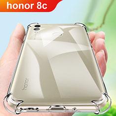Coque Ultra Slim Silicone Souple Transparente pour Huawei Honor Play 8C Clair
