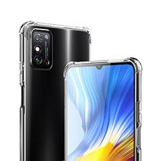 Coque Ultra Slim Silicone Souple Transparente pour Huawei Honor X10 Max 5G Clair