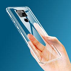Coque Ultra Slim Silicone Souple Transparente pour Huawei Mate 20 Clair