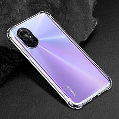 Coque Ultra Slim Silicone Souple Transparente pour Huawei Nova 8 Pro 5G Clair