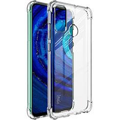 Coque Ultra Slim Silicone Souple Transparente pour Huawei P Smart (2020) Clair