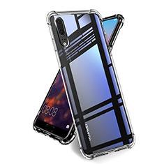 Coque Ultra Slim Silicone Souple Transparente pour Huawei P20 Clair