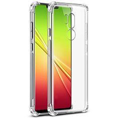 Coque Ultra Slim Silicone Souple Transparente pour LG G7 Clair