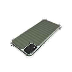 Coque Ultra Slim Silicone Souple Transparente pour LG K42 Clair