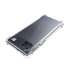 Coque Ultra Slim Silicone Souple Transparente pour LG K92 5G Clair