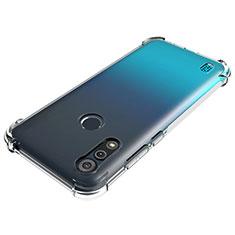 Coque Ultra Slim Silicone Souple Transparente pour Motorola Moto E6s (2020) Clair