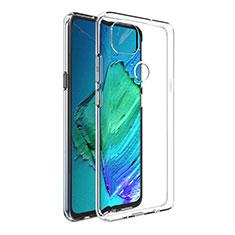 Coque Ultra Slim Silicone Souple Transparente pour Motorola Moto G 5G Clair