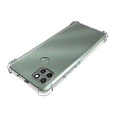 Coque Ultra Slim Silicone Souple Transparente pour Motorola Moto G9 Power Clair