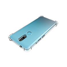 Coque Ultra Slim Silicone Souple Transparente pour Nokia 2.4 Clair