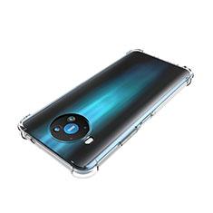 Coque Ultra Slim Silicone Souple Transparente pour Nokia 8.3 5G Clair