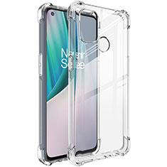 Coque Ultra Slim Silicone Souple Transparente pour OnePlus Nord N100 Clair