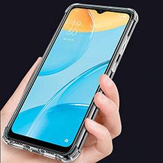 Coque Ultra Slim Silicone Souple Transparente pour Oppo A15 Clair