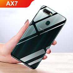 Coque Ultra Slim Silicone Souple Transparente pour Oppo AX7 Clair
