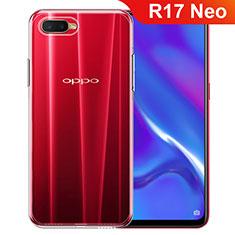 Coque Ultra Slim Silicone Souple Transparente pour Oppo R17 Neo Clair