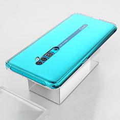 Coque Ultra Slim Silicone Souple Transparente pour Oppo Reno 10X Zoom Clair