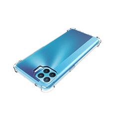 Coque Ultra Slim Silicone Souple Transparente pour Oppo Reno4 F Clair