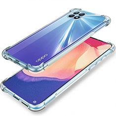 Coque Ultra Slim Silicone Souple Transparente pour Oppo Reno4 SE 5G Clair