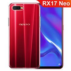 Coque Ultra Slim Silicone Souple Transparente pour Oppo RX17 Neo Clair