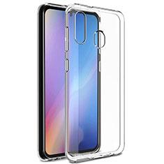 Coque Ultra Slim Silicone Souple Transparente pour Samsung Galaxy A30 Clair