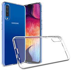 Coque Ultra Slim Silicone Souple Transparente pour Samsung Galaxy A50 Clair