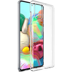 Coque Ultra Slim Silicone Souple Transparente pour Samsung Galaxy A51 4G Clair