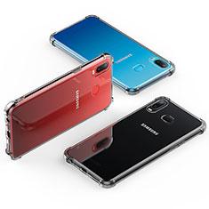 Coque Ultra Slim Silicone Souple Transparente pour Samsung Galaxy A6s Clair