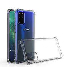 Coque Ultra Slim Silicone Souple Transparente pour Samsung Galaxy S20 Plus Clair