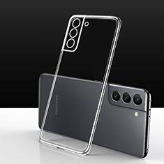 Coque Ultra Slim Silicone Souple Transparente pour Samsung Galaxy S21 5G Clair