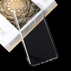 Coque Ultra Slim Silicone Souple Transparente pour Sharp AQUOS Sense4 Plus Clair