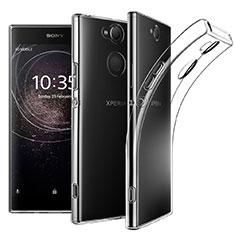 Coque Ultra Slim Silicone Souple Transparente pour Sony Xperia XA2 Plus Clair