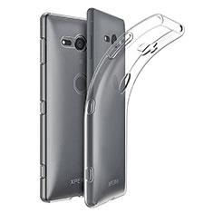 Coque Ultra Slim Silicone Souple Transparente pour Sony Xperia XZ2 Compact Clair
