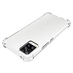 Coque Ultra Slim Silicone Souple Transparente pour Vivo V20 Clair