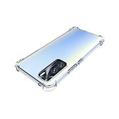 Coque Ultra Slim Silicone Souple Transparente pour Vivo V20 SE Clair