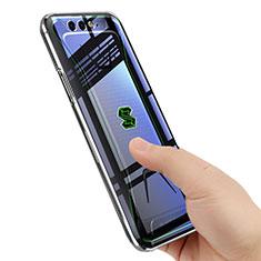 Coque Ultra Slim Silicone Souple Transparente pour Xiaomi Black Shark Clair