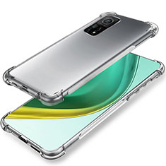 Coque Ultra Slim Silicone Souple Transparente pour Xiaomi Mi 10T 5G Clair