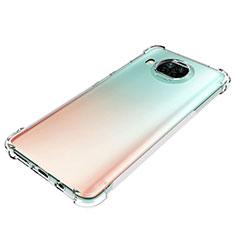 Coque Ultra Slim Silicone Souple Transparente pour Xiaomi Mi 10T Lite 5G Clair