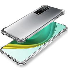 Coque Ultra Slim Silicone Souple Transparente pour Xiaomi Mi 10T Pro 5G Clair