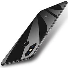 Coque Ultra Slim Silicone Souple Transparente pour Xiaomi Mi 6X Clair