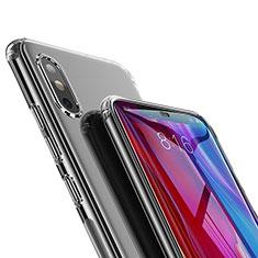 Coque Ultra Slim Silicone Souple Transparente pour Xiaomi Mi 8 Clair