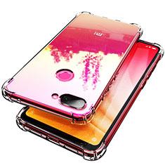 Coque Ultra Slim Silicone Souple Transparente pour Xiaomi Mi 8 Lite Clair