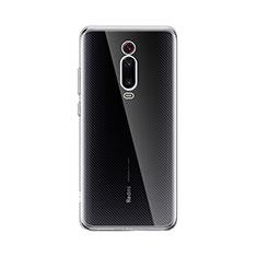 Coque Ultra Slim Silicone Souple Transparente pour Xiaomi Mi 9T Pro Clair