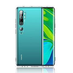 Coque Ultra Slim Silicone Souple Transparente pour Xiaomi Mi Note 10 Clair