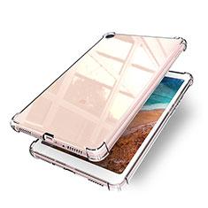 Coque Ultra Slim Silicone Souple Transparente pour Xiaomi Mi Pad 4 Clair