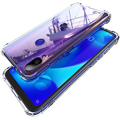 Coque Ultra Slim Silicone Souple Transparente pour Xiaomi Mi Play 4G Clair