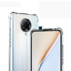Coque Ultra Slim Silicone Souple Transparente pour Xiaomi Poco F2 Pro Clair