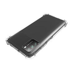 Coque Ultra Slim Silicone Souple Transparente pour Xiaomi Poco M3 Clair