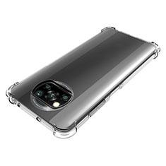Coque Ultra Slim Silicone Souple Transparente pour Xiaomi Poco X3 NFC Clair