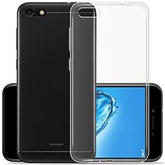 Coque Ultra Slim Silicone Souple Transparente pour Xiaomi Redmi 6A Clair